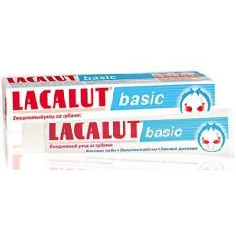 "Lacalut зубная паста ""Basic"""