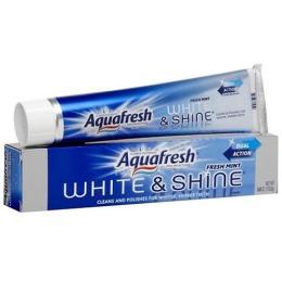 "Aquafresh зубная паста ""White & Shine"" отбеливающая, 100 мл"