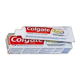 """Colgate Зубная паста """"Total12"""" чистая мята."""