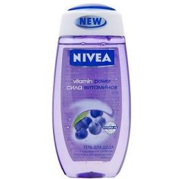 """Nivea гель для душа """"Сила Витаминов"""""""