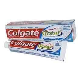 """Colgate зубная паста """"Total12"""" профессиональная отбеливающая."""