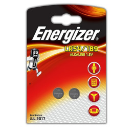 "Energizer батарейка алкалиновая ""LR54/189 FSB2"""