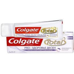 """Colgate зубная паста """"Total12 Pro Здоровье десен"""", 75 мл"""