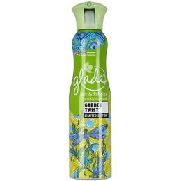 """Glade освежитель воздуха """"Garden Twist """" эффект свежести для воздуха и тканей"""