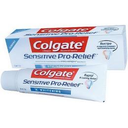 """Colgate зубная паста """"Sensitive Pro-Relief"""" отбеливающая, 75 мл"""