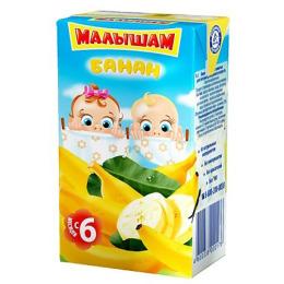 """Фруто Няня нектар с мякотью """"Малышам"""" банан"""