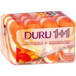 """Duru мыло """"1+1. Тропический экстракт"""""""