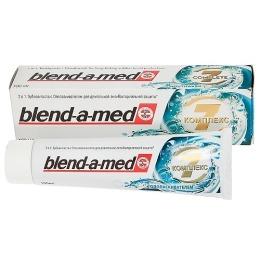 "Blend-a-med зубная паста ""Complete 7 Отбеливание"", 100 мл"