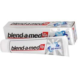 "Blend-a-med зубная паста ""3D White"", 100 мл"