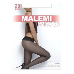 "Malemi колготки ""Tango 20"" Nero с заниженной талией"