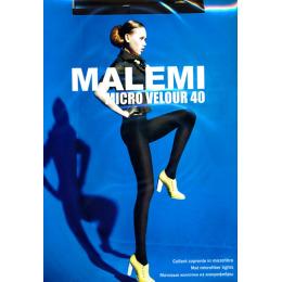 "Malemi колготки ""Micro velour 40"" Chocolate"