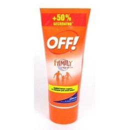 "Off! крем ""Family"" от комаров, 75 + 50 мл"