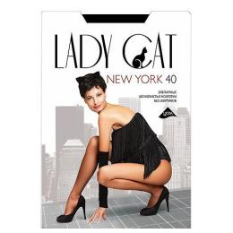 """Lady Cat колготки """"New York 40"""" черные"""