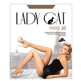 """Lady Cat колготки """"Paris 20"""" телесные"""