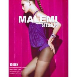 """Malemi колготки """"Stella 15"""" Nero"""