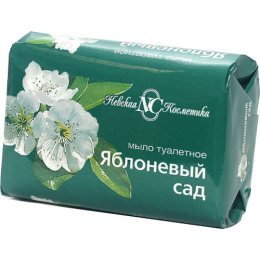 """Невская Косметика туалетное мыло """"Яблоневый сад"""""""