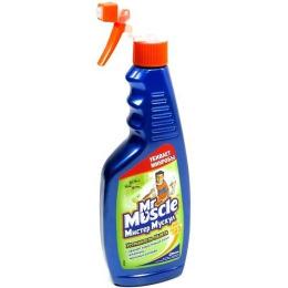 Мистер Мускул чистящее и моющее средство для удаления известкового налета и ржавчин