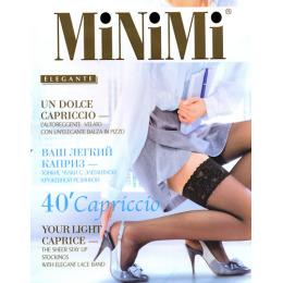 """Minimi чулки """"Capriccio 40"""" daino"""