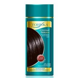 Тоника бальзам оттеночный для волос, 150 мл