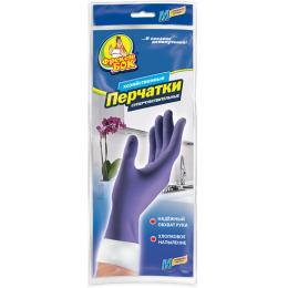 Фрекен Бок перчатки хозяйственные суперчувствительные, размер M