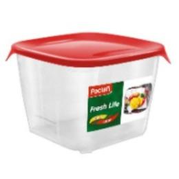 Paclan контейнер квадратный для продуктов 0,86 л., 1 шт
