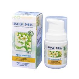 """Bio Me крем дневной """"Питательный"""" для любого типа кожи с природным UF фильтром SPF 30"""
