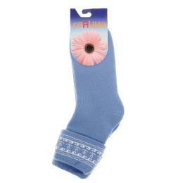 """Грация носки женские """"М 1075"""" темно-голубые"""