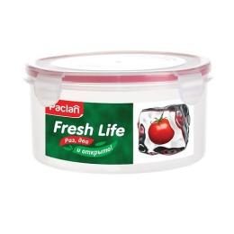 """Paclan контейнер """"Fresh Life """" круглый для продуктов 1,2 л., 1 шт"""