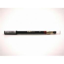 Kiki карандаш для губ с кисточкой