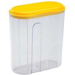 Бытпласт емкость для сыпучих продуктов 1.5 л