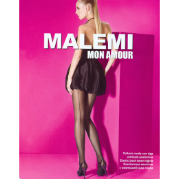 "Malemi колготки ""Mon amour 20"" Nero"