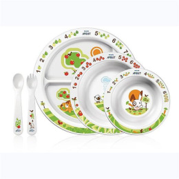 Avent набор посуды для малыша от 6 месяцев