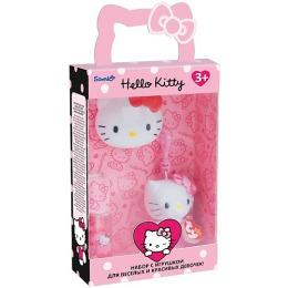 Hello Kitty набор с косметикой и игрушкой