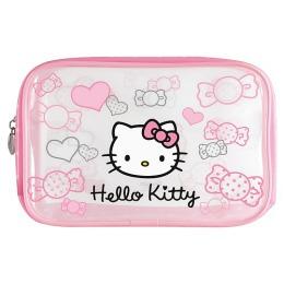 """Hello Kitty косметичка """"Сердечки"""""""