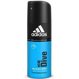 "Adidas дезодорант для мужчин ""Ice Dive"" спрей, 150 мл"