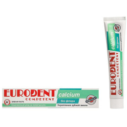 "Eurodent зубная паста ""Competent. Calcium"""