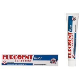 """Eurodent зубная паста """"Competent. Fluor"""""""