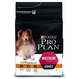 Pro Plan корм для взрослых собак, курица и рис