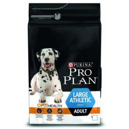 Pro Plan корм для взрослых собак крупных пород с мощным телосложением, курица