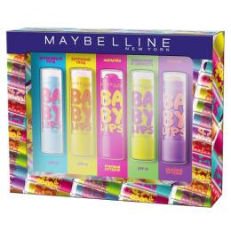 "Maybelline набор ""Baby Lips"" 5 x 1.78 мл"