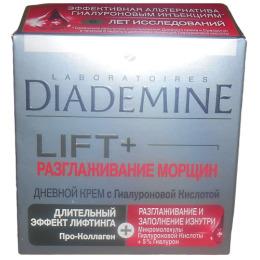 """Diademine крем """"Lift+ Разглаживание морщин"""" дневной , 50 мл"""
