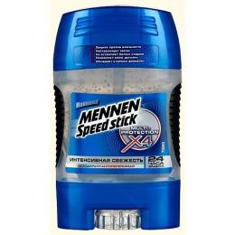 "Mennen дезодорант-антиперспирант для мужчин ""Multi-protection X4"" гель, 85 г"