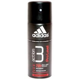 "Adidas антиперспирант для мужчин ""Pro Level"" спрей, 150 мл"