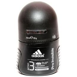 "Adidas антиперспирант для мужчин ""Dry Max Pro Invisible"" ролик, 50 мл"