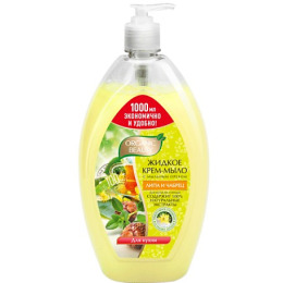 "Organic beauty мыло-крем для кухни ""Липа и Чабрец"""