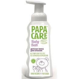 Papa Care пенка для купания детская
