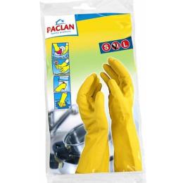 Paclan перчатки с хлопковым напылением и удлиненной манжетой размер М