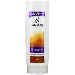 """Pantene бальзам-ополаскиватель """"Дополнительный объем"""" для тонких волос"""