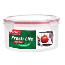 "Paclan контейнер для продуктов ""Fresh Life"" круг"