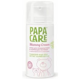 Papa Care крем для мам для профилактики и коррекции растяжек
